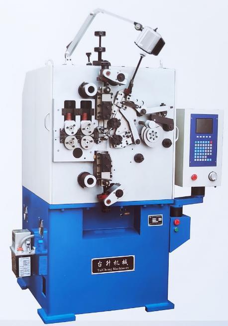 台升-SHZTM-35ACNC电脑压簧机